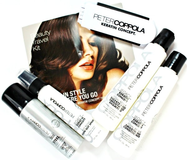 Peter Coppola Beauty Legacy Keratin Concept review