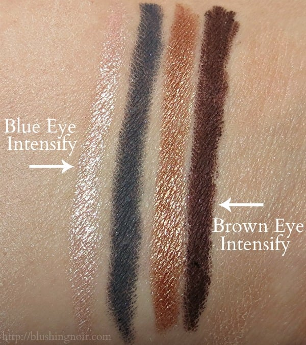 Pixi Endless Silky Eye Intensify Duo Swatches