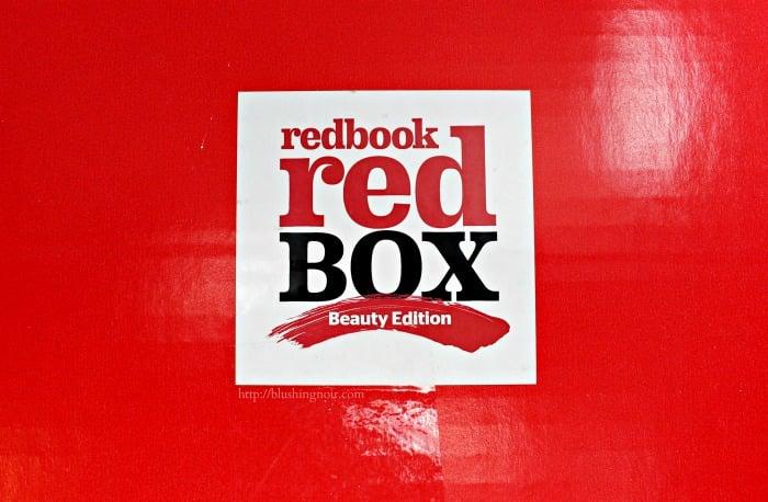 Redbook Redbox Beauty Edition