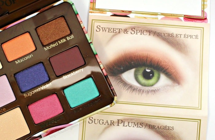 Too Faced Sugar Pop Palette Sweet & Spicy