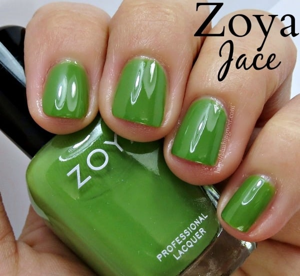 Zoya Jace Nail Polish Swatches