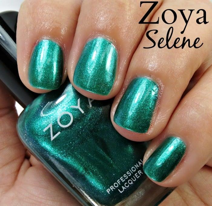 Zoya Selene Nail Polish Swatches