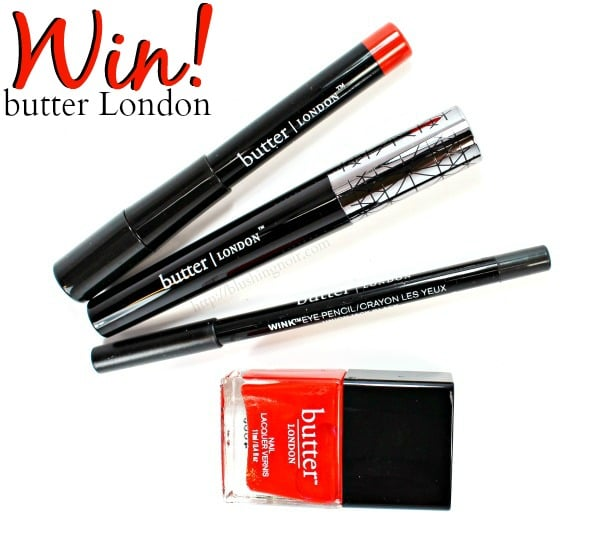 butter London Shine Out Loud giveaway
