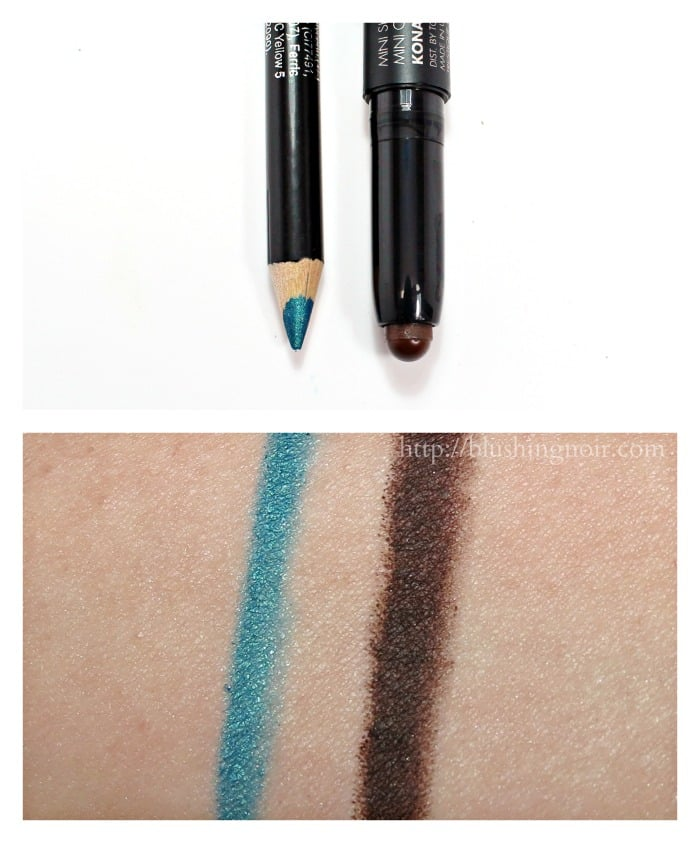 ipsy glam bag swatches june 2015
