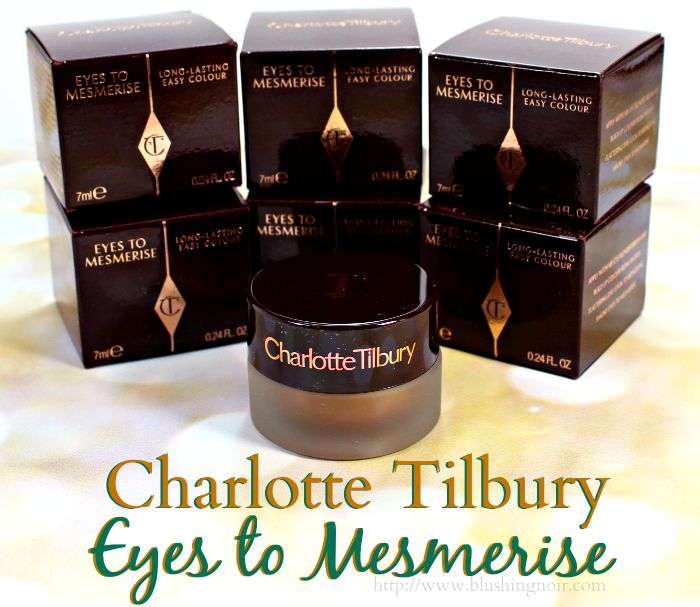 Charlotte Tilbury Eyes to Mesmerise Eyeshadow review