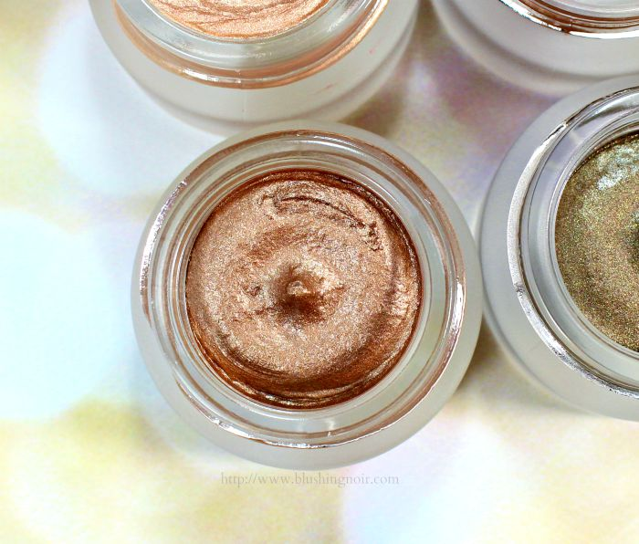 Charlotte Tilbury Marie Antoinette Eyes to Mesmerise Cream Eyeshadow Swatches