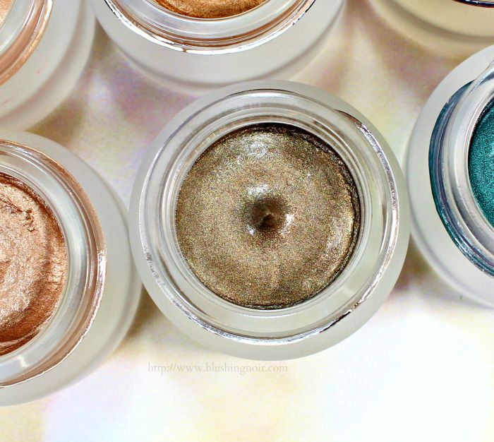 Charlotte Tilbury Veruschka Eyes to Mesmerise Cream Eyeshadow Swatches