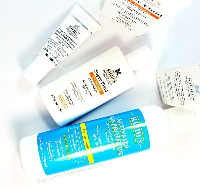 Kiehl's Sunscreen SPF