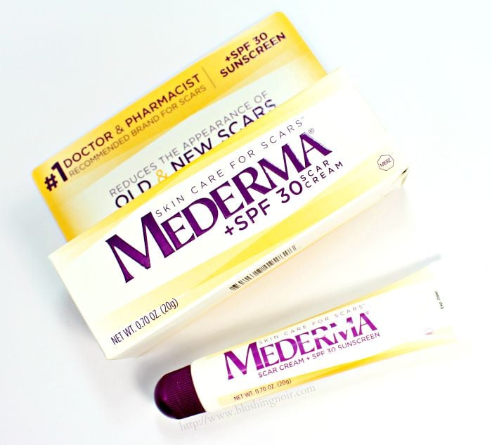 Mederma SPF Scar Cream