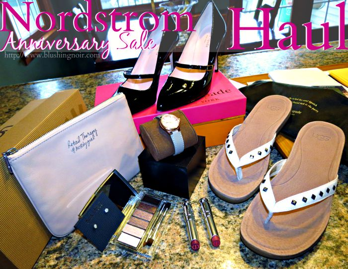 Nordstrom Anniversary Sale Haul #NSALE