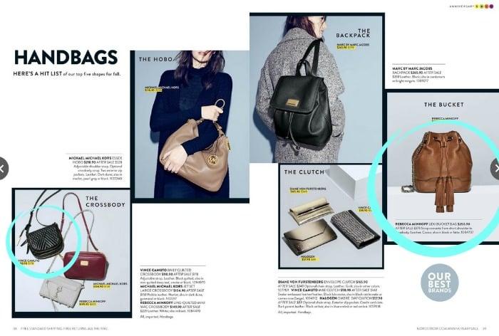 Nordstrom Sale Handbags #NSALE
