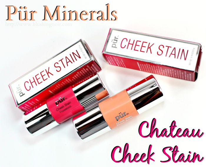 PUR Minerals Chateau Cheek Stain Review