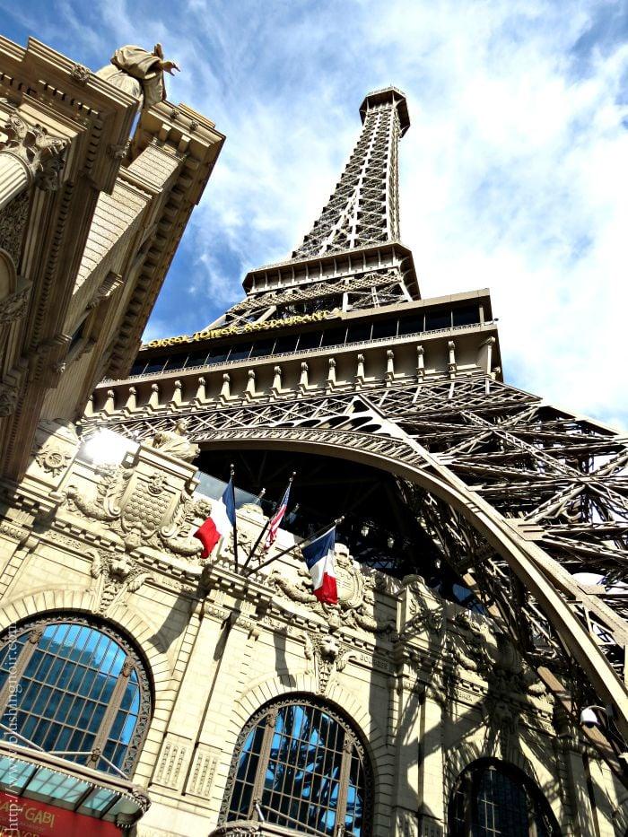 Paris Las Vegas Travel