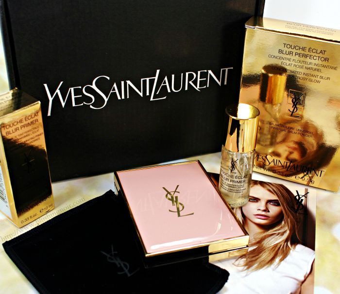 Yves Saint Laurent #YSLToucheEclat