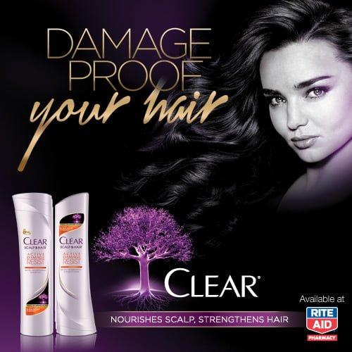 Clear Scalp & Hair // Summer Hair, Summer Care