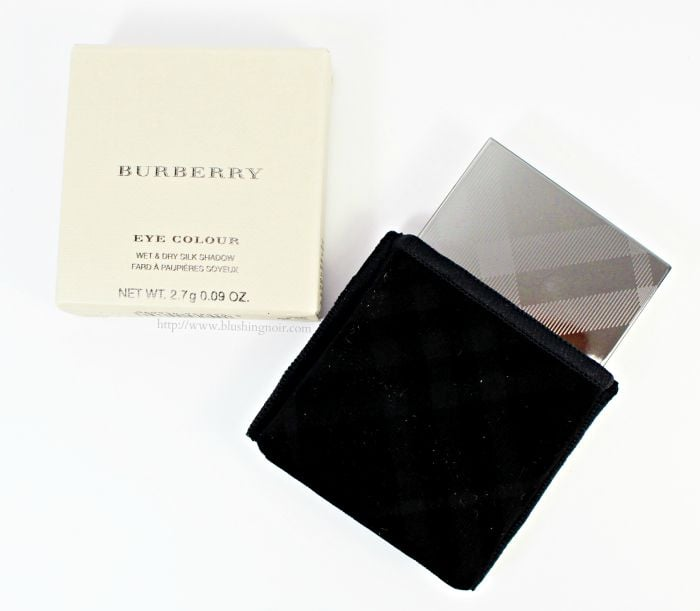 Burberry Eye Colour Review