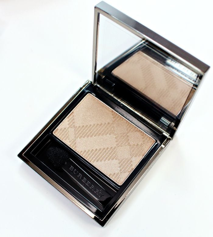 Burberry Pale Barley Eyeshadow Review Photos Swatches