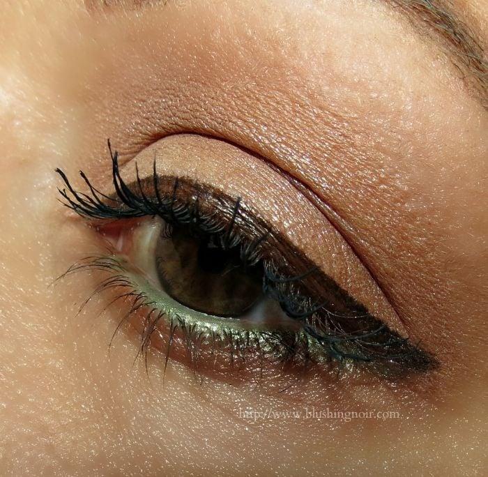 Clinique Chubby Lash Skinny Stick eye look