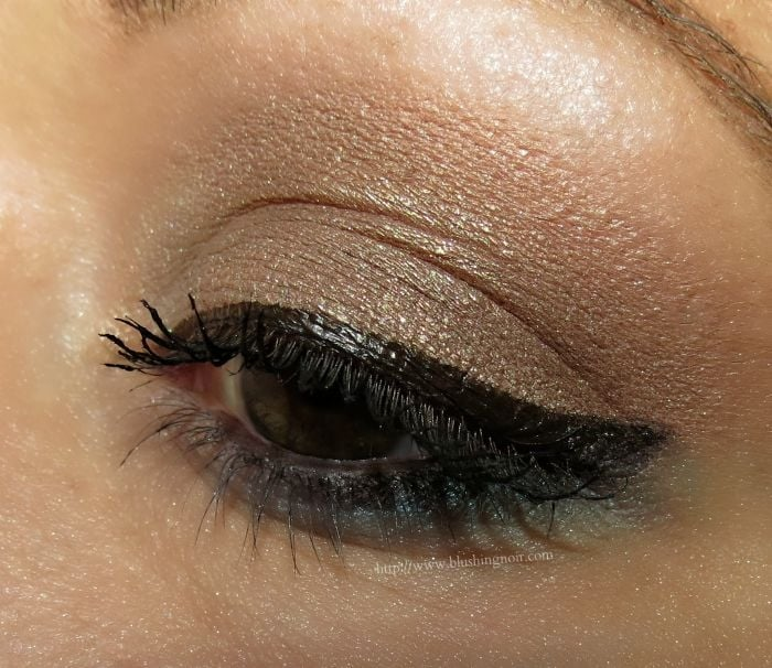 Dior Contraste Horizon Eye Look