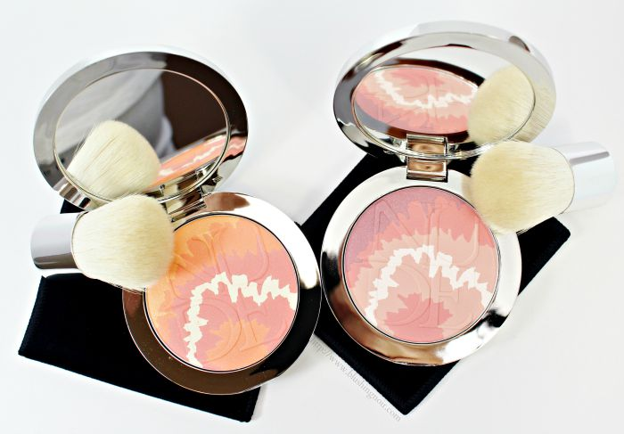 Dior Nudeskin Tie Dye Edition Blush Swatches + Review // Summer 2015