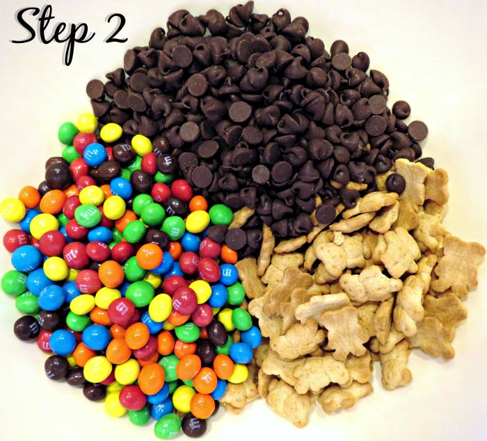 M&M'S® Crispy Mix