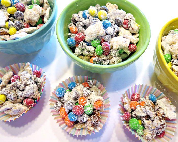 M&M'S® Crispy S'more Hoard Cups #CrispyMMSummer
