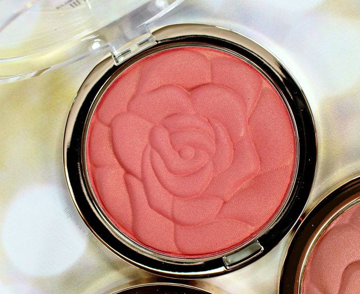 Milani 11 Blossomtime Rose Powder Blush Swatches