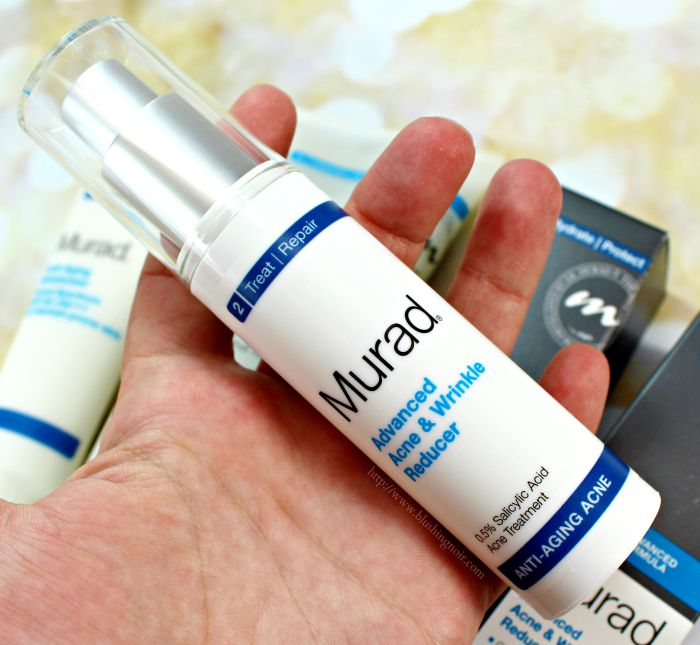 Murad Advanced Acne & Wrinkle Reducer review