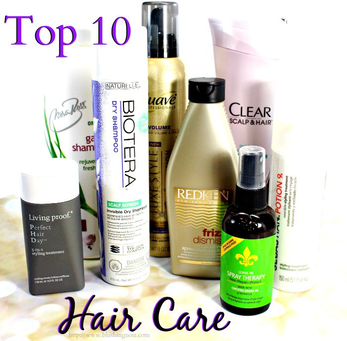 Top 10 Hair Products to Try