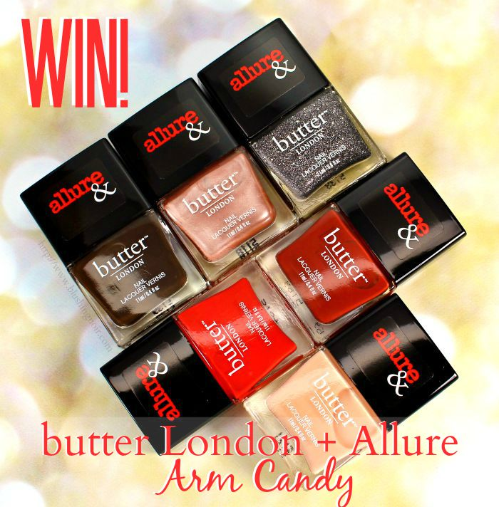 WIN Butter London Allure Arm Candy