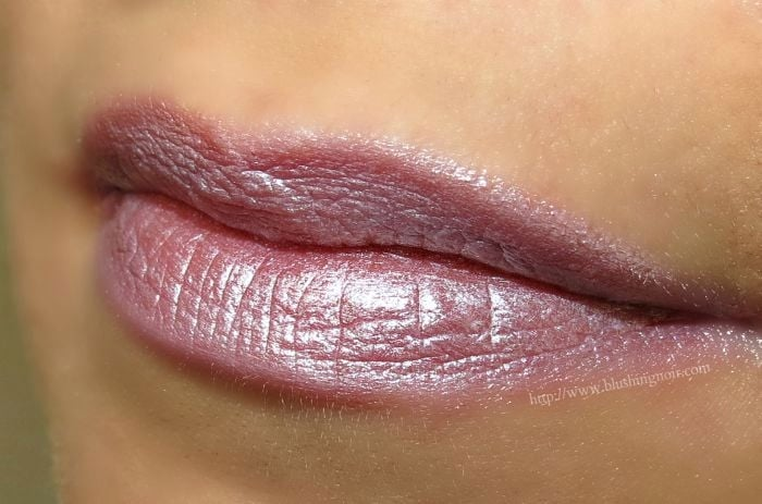 Covergirl Star Wars Lipstick Swatches Lilac
