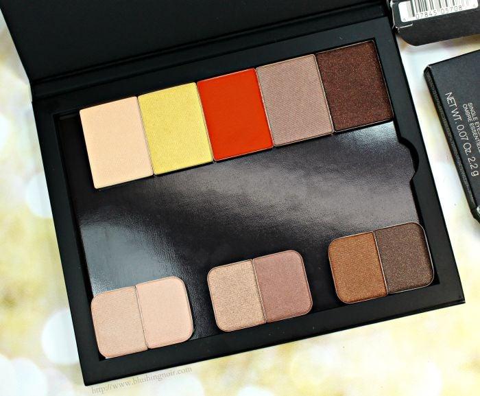 NARS Pro Palette eyeshadows