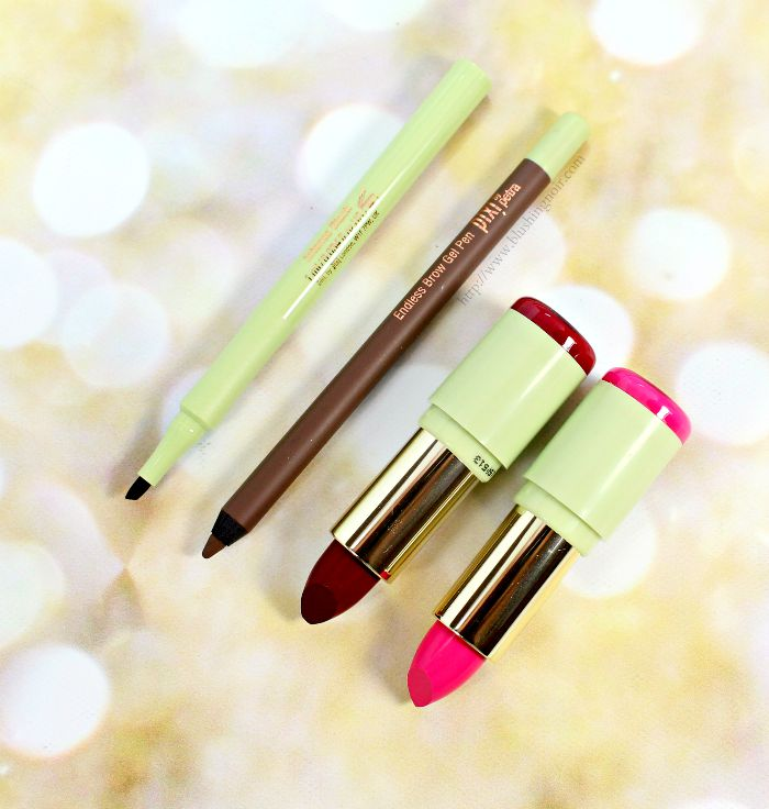 Pixi Beauty Fall 2015 Swatches + Review