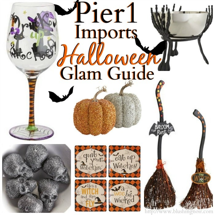 Pier1 Halloween shopping guide