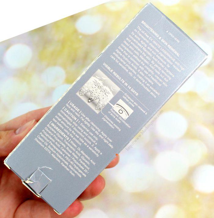 UNT Ex White Laserwave Anti-Pigment Renewal Serum