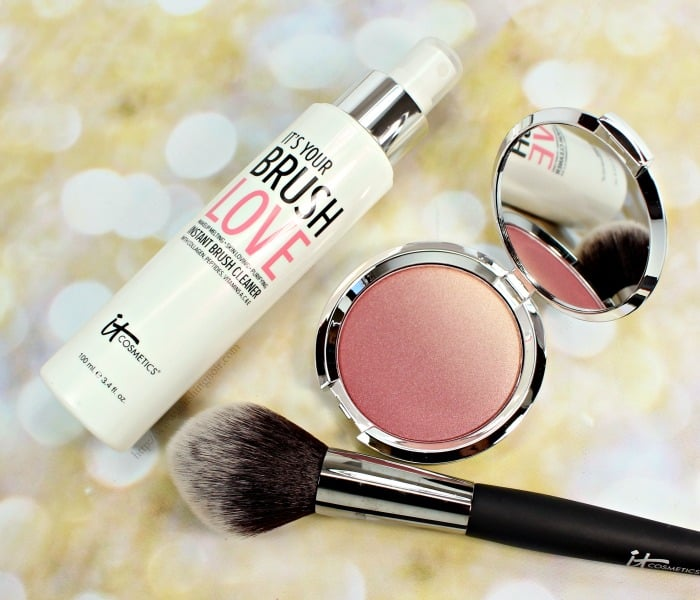 IT Cosmetics brush love review