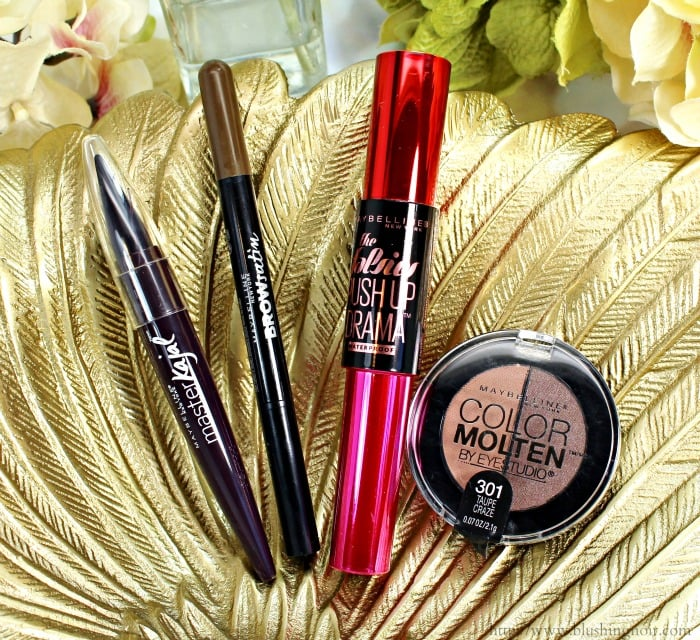 Maybelline Falsies Push Up Drama Mascara #FalsiesPushUpDrama