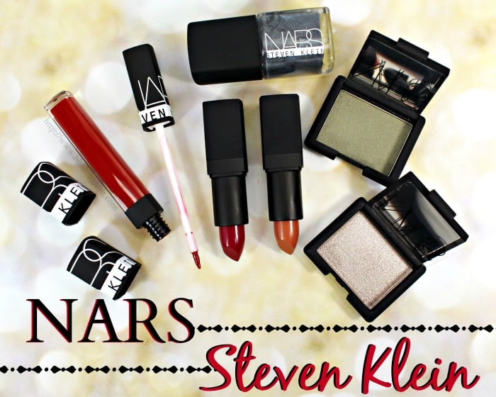 NARS Steven Klein Collection Swatches Review