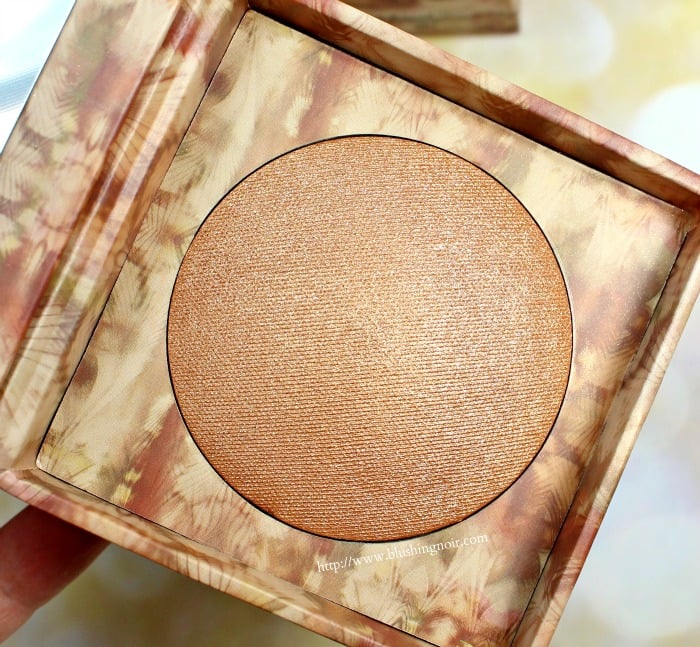 Urban Decay Lit Naked Illuminated Swatches Review
