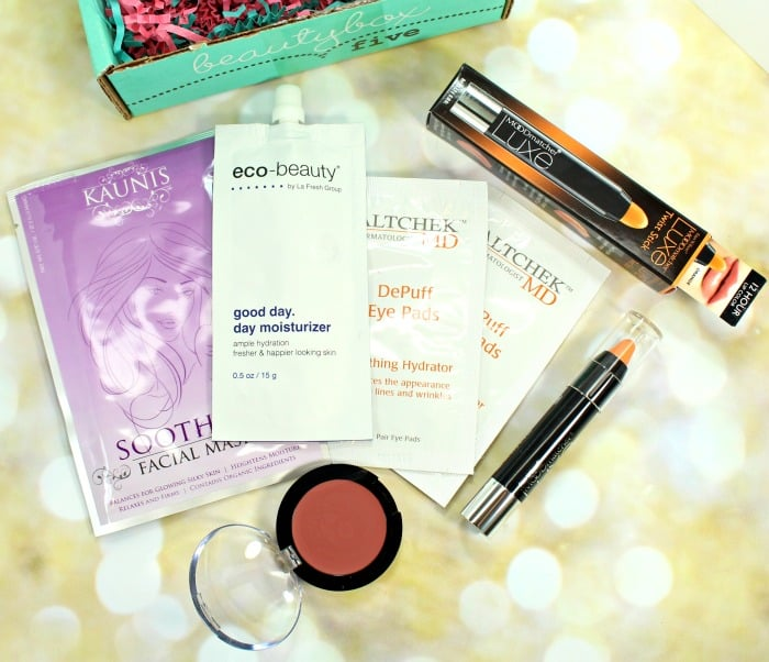 November 2015 BEAUTY BOX 5 Photos, Swatches & Review
