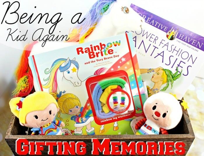 Being a Kid again gifting memories hallmark
