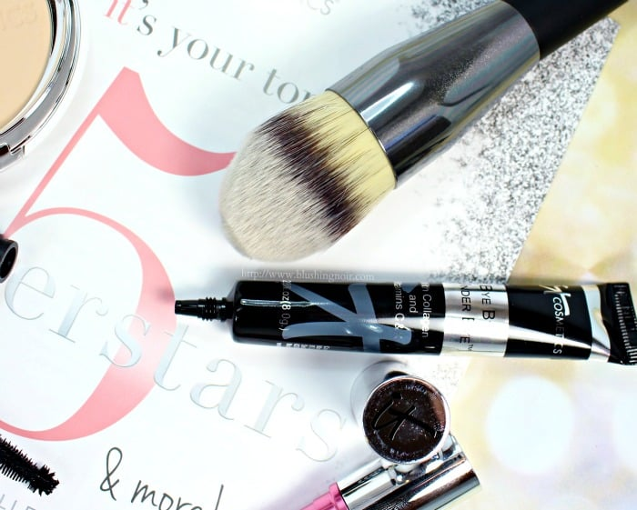 IT Cosmetics Heavenly Luxe Master Brush review