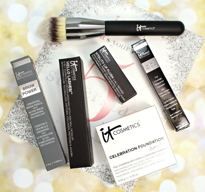 IT Cosmetics IT's Your Top 5 Superstars & More QVC TSV #ITSuperstars