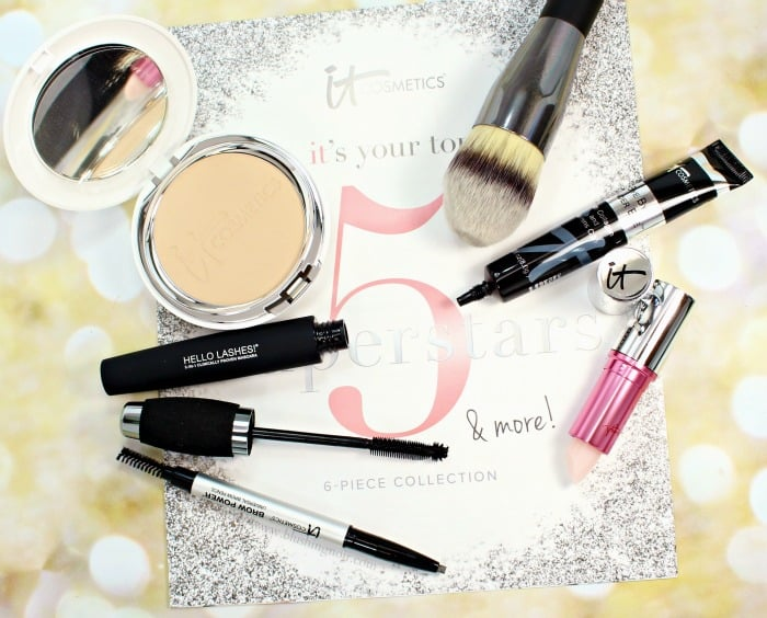 IT Cosmetics IT's Your Top 5 Superstars & More QVC TSV