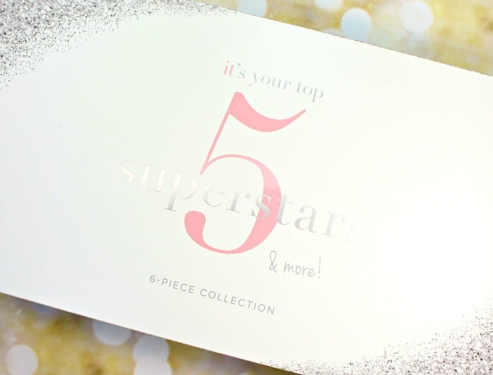 IT Cosmetics IT's Your Top 5 Superstars QVC TSV #ITSuperstars