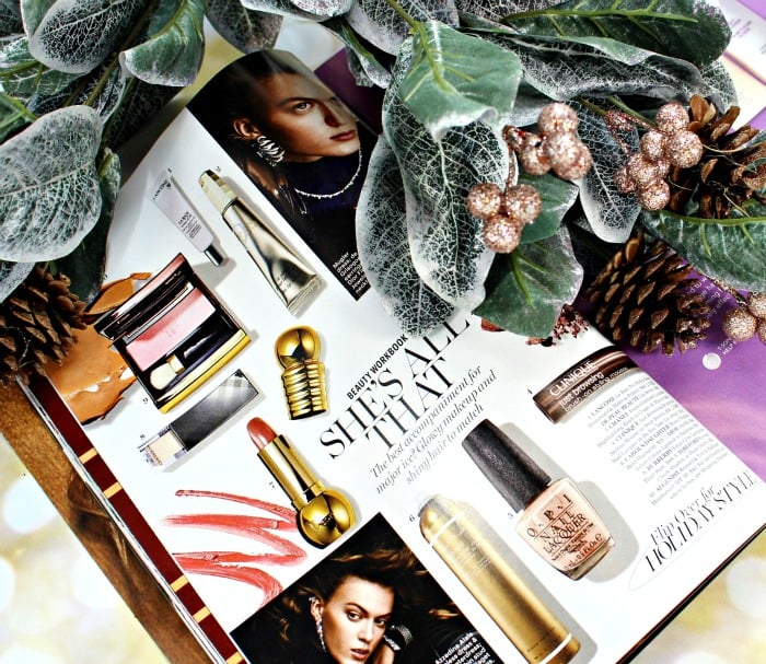 Marie Claire magazine gift guide