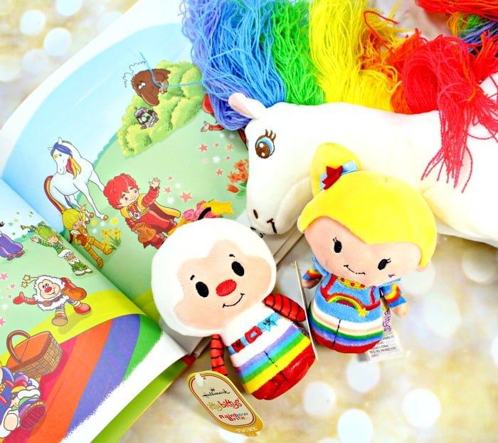 Rainbow Brite Hallmark
