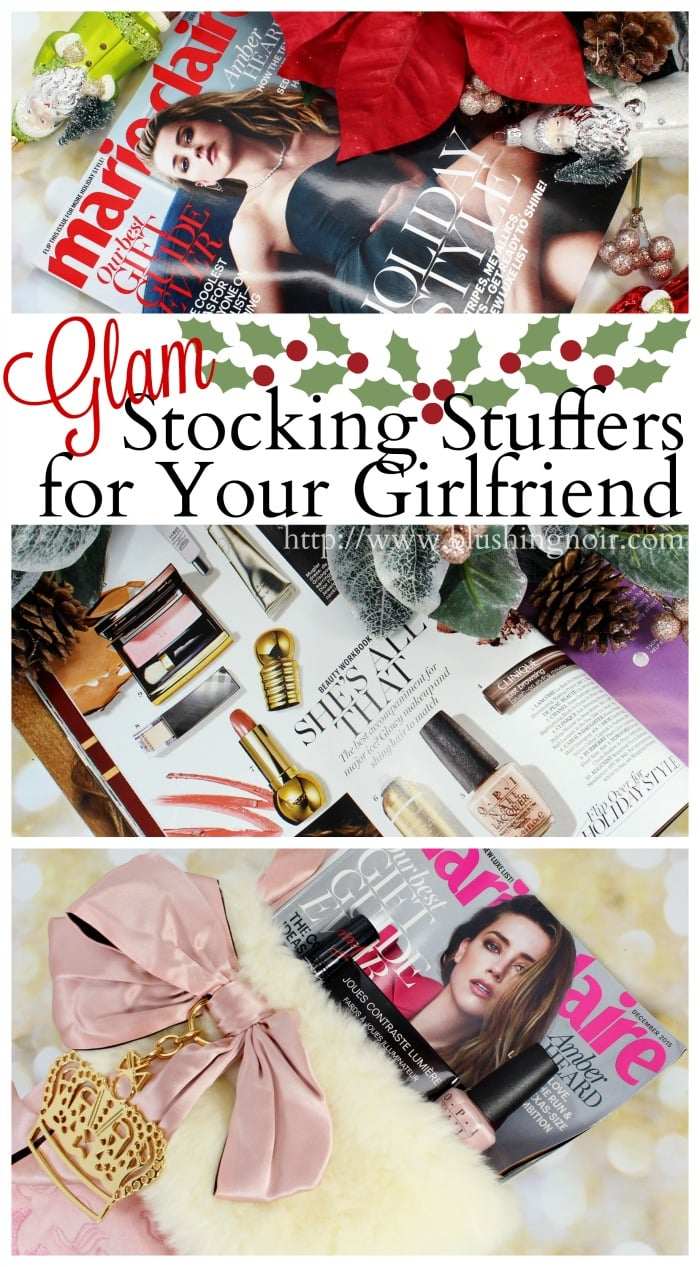 glam stocking stuffers gifts for your girlfriend