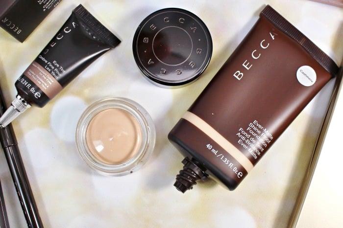 BECCA Ever-Matte Shine Proof Foundation review