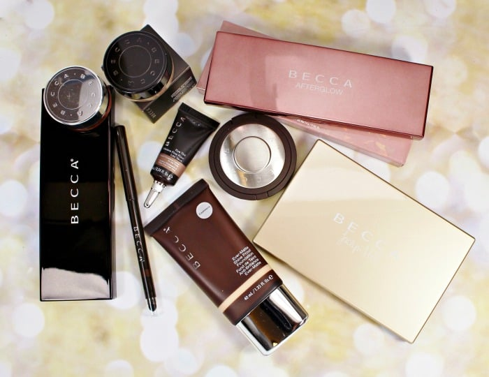 BECCA Cosmetics Haul Swatches, Review & FOTD